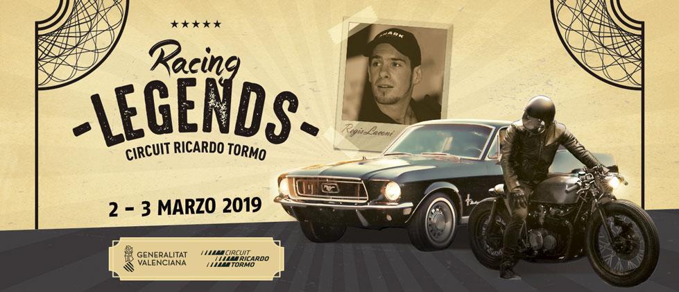 Racing Legends 2019