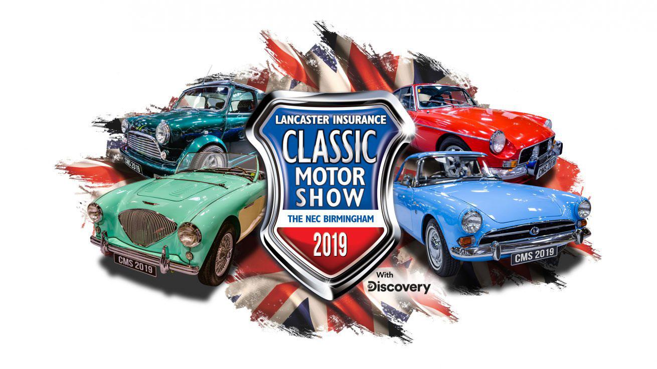 Classic Motor Show 2019 - NEC Birmingham